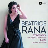 Ravel & Stravinsky: Miroirs, La Valse, Firebird, Petrushka