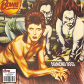 Diamond Dogs (Limited Colored Vinyl)