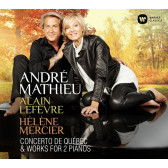 Andrе Mathieu: Concerto De Quеbec & Works For 2 Pianos