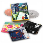 Piano, Orchestral & Vocal Works, Chamber Music
