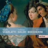 Scarlatti: Sonatas / Variaciones del fandango español