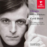 Chopin: 4 Ballades & 4 Scherzi