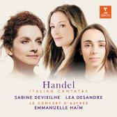 Italian Cantatas (Aminte E Fillide, Lucrezia, Armida Abbandonata)