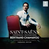 Saint-Saens Piano Concertos 2, 5 & Solo Piano Works