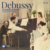 Debussy His First Performers
