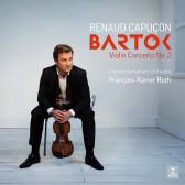 Bartok Violin Concertos Nos. 1 & 2