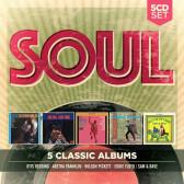Soul - 5 Classic Albums