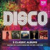 Disco - 5 Classic Albums