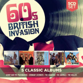 60's British Invasion - 5 Classic Albums