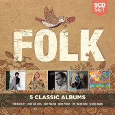 Folk - 5 Classic Albums
