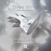 Three Wings - Plainsong, reimagined