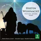 Shepherds' Christmas - Panflote, Gitarre, Harfe