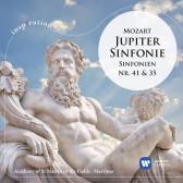 Symphonies No.41 'Jupiter' & No.35 'Haffner'