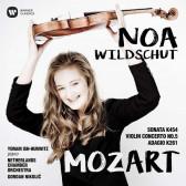 Sonata K454, Violin Concerto No.5, Adagio K261