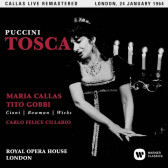 Puccini - Tosca (Live London, 24/01/1964)