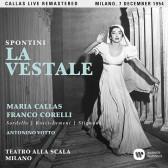 Spontini - La Vestale (Live Milano, 07/12/1954)