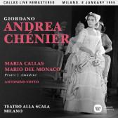 Giordano - Andrea Chenier (Live Milano, 08/01/1955)