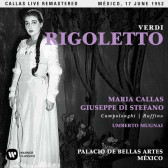 Verdi - Rigoletto (Live Mexico, 17/06/1952)