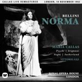 Bellini - Norma (Live, London, 18/11/1952)