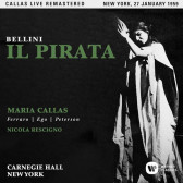 Bellini - Il Pirata (Live, New York, 27/01/1959)