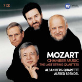 String Quartets 14-23, String Quintets 3-4