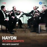 The 29 String Quartets