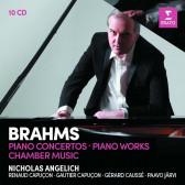 Piano Concertos, Piano Works, Violin Sonatas, Piano Trios, Piano Quartets