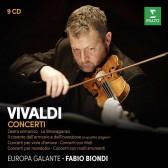 Concertos - L'Estro Armonico, La Stravaganza, … Per Viola D'Amore, …Per Mandolini