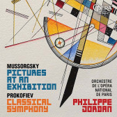 Pictures At An Exhibition & Classical Symphony