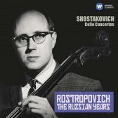 Shostakovich - Cello Concerto No.1 & No.2