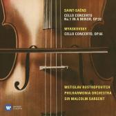 Saint-Saens & Myaskovsky - Cello Concertos