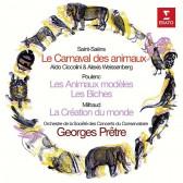 Le Carnaval Des Animaux, Le Animaux Modeles, La Creation Du Monde