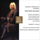 Water Music, Organ Concertos