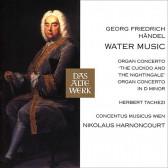 Water Music, Organ Concertos