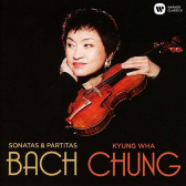 Sonatas And Partitas For Violin