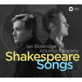 Shakespeare Songs - Songs On Texts By William Shakespeare