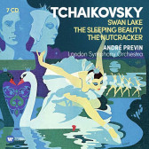 Tchaikovsky: The Ballets (Swan Lake, The Sleeping Beauty, The Nutcracker)