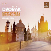 Symphonies No.1-9, Orchestral Works