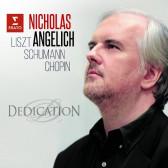 Dedication - Liszt, Schumann, Chopin