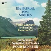 Sibelius: Violin Concerto, Two Serenades, Humoreske (Vinyl)
