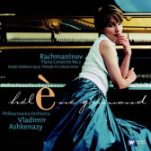 Rachmaninov Piano Concerto No.2 and Works for Piano