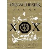 Score: 20th Anniversary World Tour Live with the Octavarium Orchestra