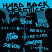 Hard Rock Heretics (Limited Colour Vinyl)
