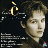 Piano Concerto No.4 & Piano Sonatas Op.109 & 110