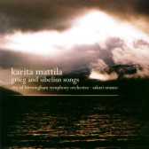 Grieg And Sibelius Songs - Northern Moods