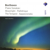 Piano Sonatas No.8, 14, 17 & 23