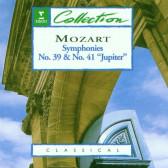 Symphonies No.39 & 41 'Jupiter'