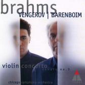 Violin Concerto Op.77 & Violin Sonata No.3, Op.108