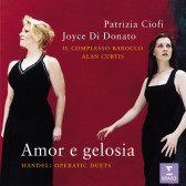 Amor E Gelosia - Operatic Duets