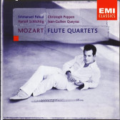 Quartets For Flute, Violin, Viola & Cello